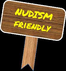 Nudism friendly